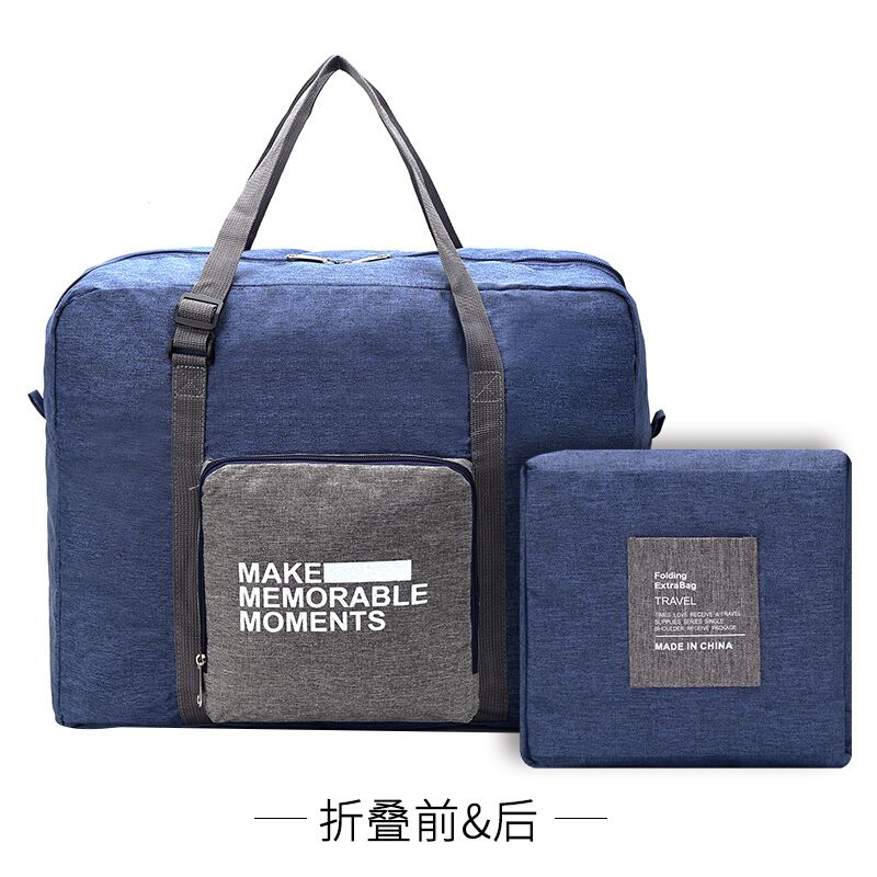 large foldable duffle bag