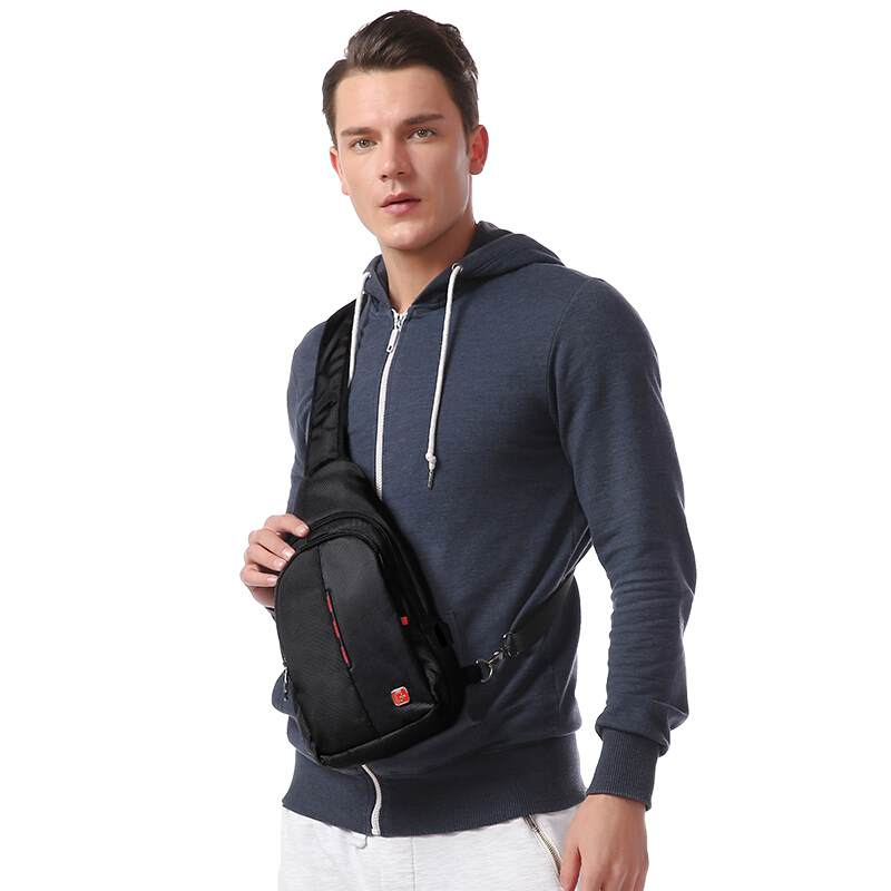 mens sling backpack