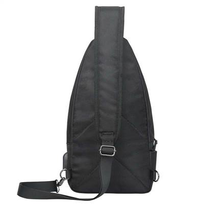 Crossbody Backpack back