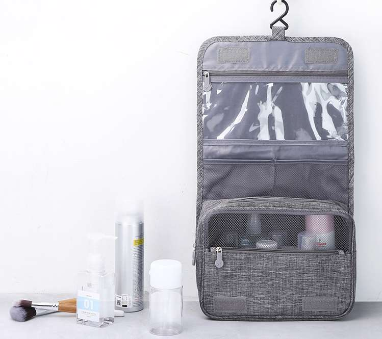 hanging travel toiletry bags