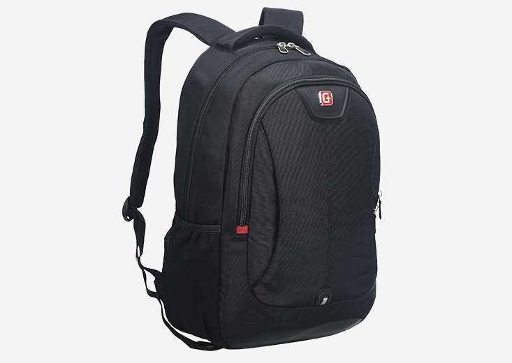 Business water resistant laptop backpack
